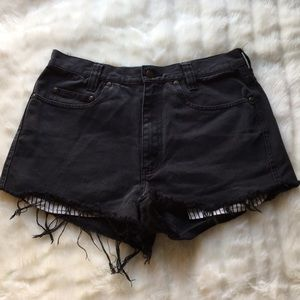 Pants - AXIS Denim Distressed Shorts